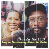 Dhundee Live On Sway In The Morning / Shade45 / Sirius XM Radio 8.1.17