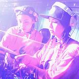 NEON DUST mix tape/ 201403