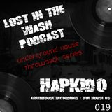 LOST IN THE WASH PODCAST 019 - HAPKIDO