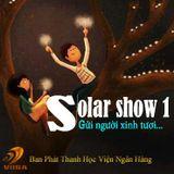 Solar Show 1 - Gửi người xinh tươi <3 - 20/10/2014