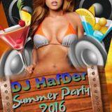 DJ HafDer - Summerparty 2016