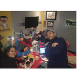 LHdD 16 enero 2018 Martes de bazar, comentarios de la mascota nueva de Marco – visita de fan Tuty
