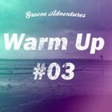 Warm Up #03 - Disco House Mini Mix (Live)