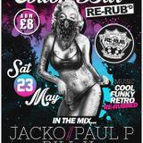 DJ Jacko (Mark Jackson) Re-Rub @ The Collon Bar, Derry/Londonderry 23-05-15