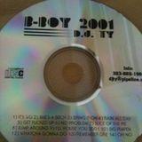 Dj-Ty, B-Boy 2001