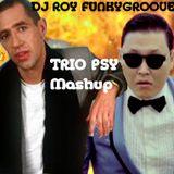 DJ Roy Funkygroove Mashup PSY vs TRIO