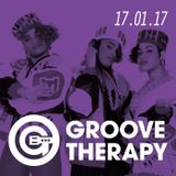 Groove Therapy - 17th Jan 2017