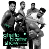 GHETTOBLASTERSHOW #207 (jan. 17/15)