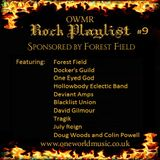 Rock Playlist #9 Sponsored by Forest Field