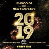 Dj-Khoolot - New Year's Eve 2019 (Party Mix)