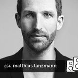 Soundwall Podcast #224: Matthias Tanzmann