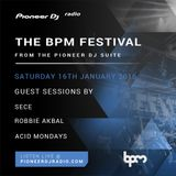 Pioneer DJ Radio at The BPM Festival Live from the Pioneer DJ Suite 16th Jan 2016