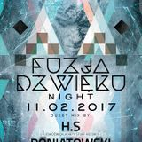 Soundtraffic Night Session - 11/12.02.2017 - Fuzja Dzwieku