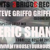 FREAK DA FUNK - 3BRIDGE RECORDS SPECIAL WITH STEVE GRIFFO & GUEST ERIC SHANS - FEB 9 2018