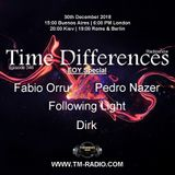 Dirk - Time Differences 346 (30th December 2018) on TM Radio