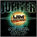 JUPITER RIDDIM mix by DJ MAO ( VYBZ KARTEL, MAYELLIE, POPCAAN, TOMMY LEE,) UIM RECORDS