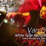 White Spot Recordings Radio Show 003 by Van Donselaar