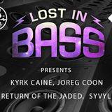 Joerg Coon - Lost in Bass Canada FM 2016-06-16