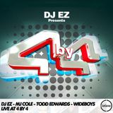 DJ EZ, MJ Cole, Todd Edwards & Wideboys - Live at 4 by 4 - 12/04/2009