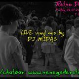 Retro Dance Party 06.07.2019 LIVE on Renegade Retro <renegaderetro.com>