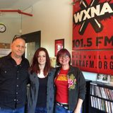 Renee Wahl Live On WXNA! With David Edward Strayer. Recorded 11/4/17