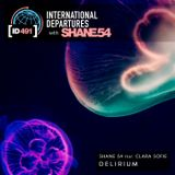 Shane 54 - International Departures 491