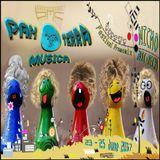 PAX TERRA MUSICA FESTIVAL PROMOMIX - NICMO - NIC TECH aka DJane NICname TECHnic / BASSmaschinenCODE