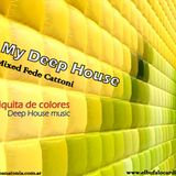 """""""My Deep House"""" Fede Cattoni in the mix"""