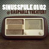 sinusSPULE (makro. vs. zeits.) im Casperle Theater 01 @ B4F 26.10.2013