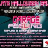 Dj Sense - Garage Feeling - Que Pasa, Watford