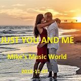 JUST YOU & ME