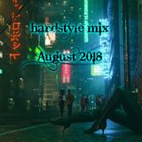 hardstyle mix - August 2018