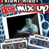 Friday Night Mix Up Resident Kierán Furlong - March 2015