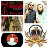 10-09-13 JAH WARRIOR SHELTER TAKES OVER RANDY'S REGGAE RADIO!