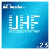 Adi Dassler - UHF Podcast No 23