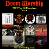 Doom Worship - E032 - 2019 Top 40 pt1