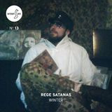 Different Note Nº13: Rege Satanas - Winter