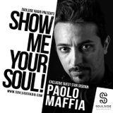 SOULSIDE RADIO CLUB PAOLO MAFFIA Exclusive Guest Mix Session 04 2018