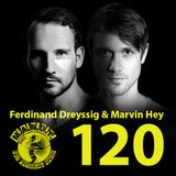 M.A.N.D.Y. Presents Get Physical Radio #120 mixed by Marvin Hey & Ferdinand Dreyssig