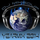 DJ Mixedup - Yearmix 2014