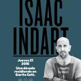Isaac Indart @ Garito Cafe From Deep to Techno  (Thursday 21/01/2016)