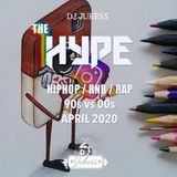 #TheHype - 90s vs 00s Insta Live Mix - Instagram: DJ_Jukess