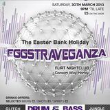 DJ Huffey @ AC: Easter Eggstraveganza 30-03-13