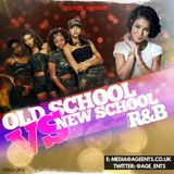 Old School R&B Vs. New School R&B - Mixed By DJ FIZZ