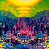 Volksradio Moos year 25 part 15:  space psychedelic rock