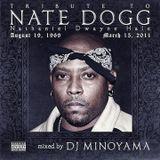 Tribute To Nate Dogg 2011 mixed by DJ MINOYAMA