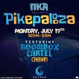 Live @ Pikeapalooza 07/17/17 wsg. Boombox Cartel