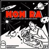 "Hiyakashi radio #21 by Sadisco - ""Mom Ra"""