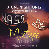 X: One Night Only Ъпсурт x 100 Kila Warm up Party mix vol.2 by Dj ROSS