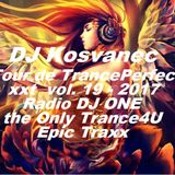 DJ Kosvanec - Tour de TrancePerfect xxt vol.19-2017 (Uplifting Mix)